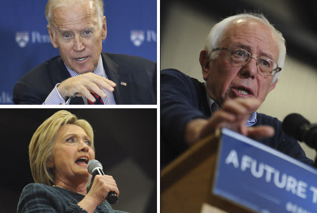 New Hampshire Primary Result Reignites Biden Talk For Hollywood Democrats
