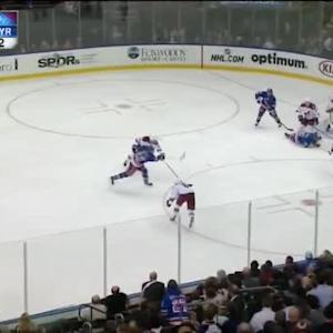 Mike Smith Save on Dan Boyle (15:12/2nd)