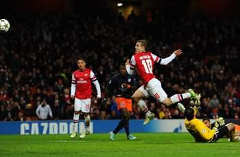 Wilshere: Arsenal wasn't good enough against Montpellier