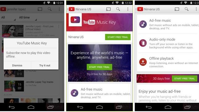 Google's hugely ambitious YouTube music subscription service detailed in new report