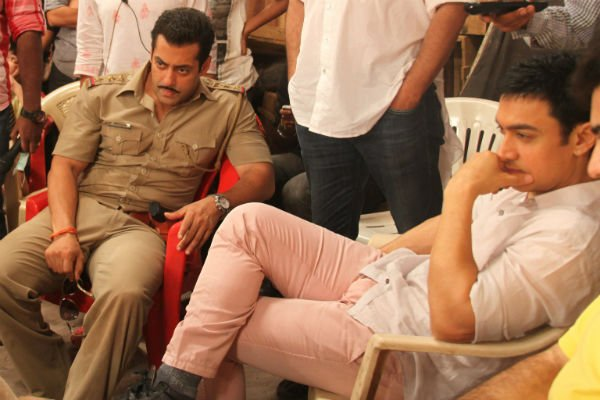 Behind the scenes: Dabangg 2