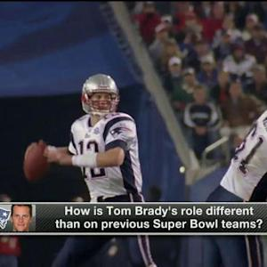 Kurt Warner on New England Patriots quarterback Tom Brady vs. Seattle Seahawks quarterback Russell Wilson