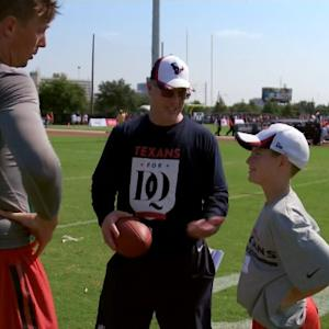 'Hard Knocks': Ryan has a catch
