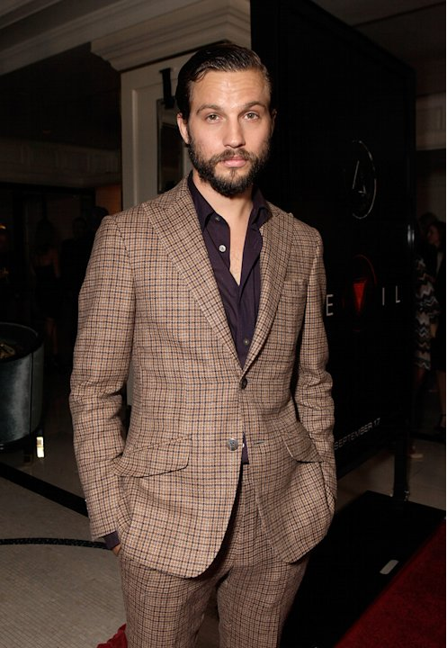 Devil LA Premiere 2010 Logan Marshall-Green