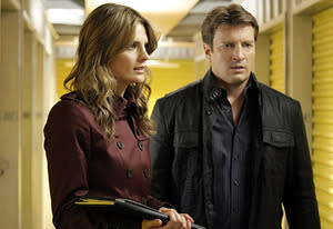 Stana Katic, Nathan Fillion | Photo Credits: Richard Cartwright/ABC