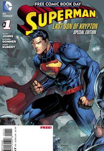 Superman comic | Photo Credits: DC Comics