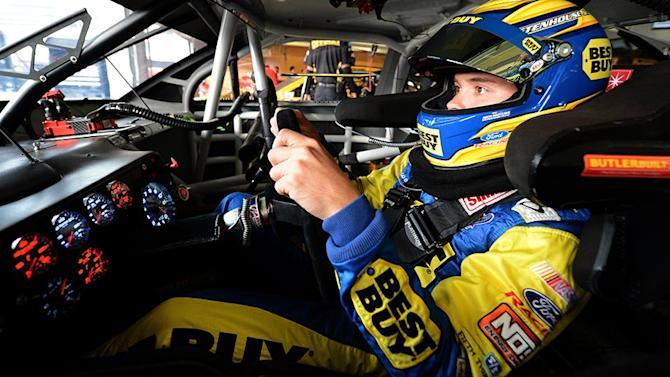 Live: Lap-by-lap updates from Atlanta