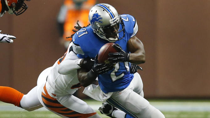 Lions want better running game, more big plays
