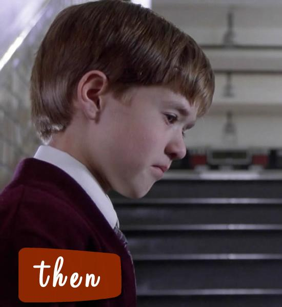 Haley Joel Osment - Then