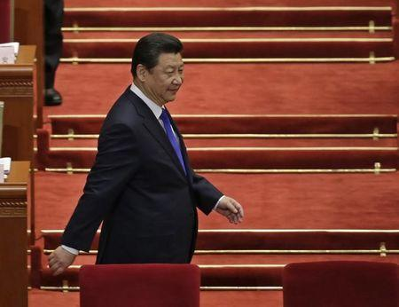 China's Xi preaches peace in key note address