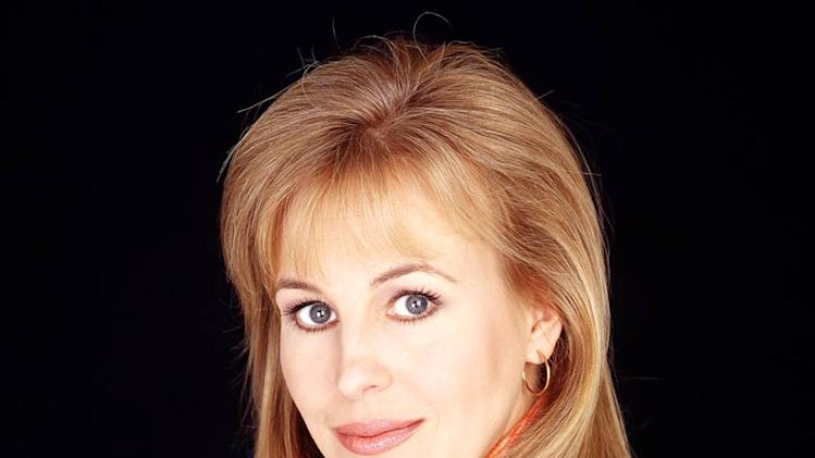 Genie Francis stars as Laura Spencer on the ABC Television Network's General Hospital