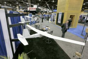 Unmanned Aircraft Systems are displayed Tuesday, March …