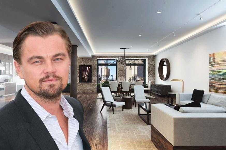 Celebrity Real Estate: Leonardo DiCaprio's Tricked-Out Digs Just Rented for $25K
