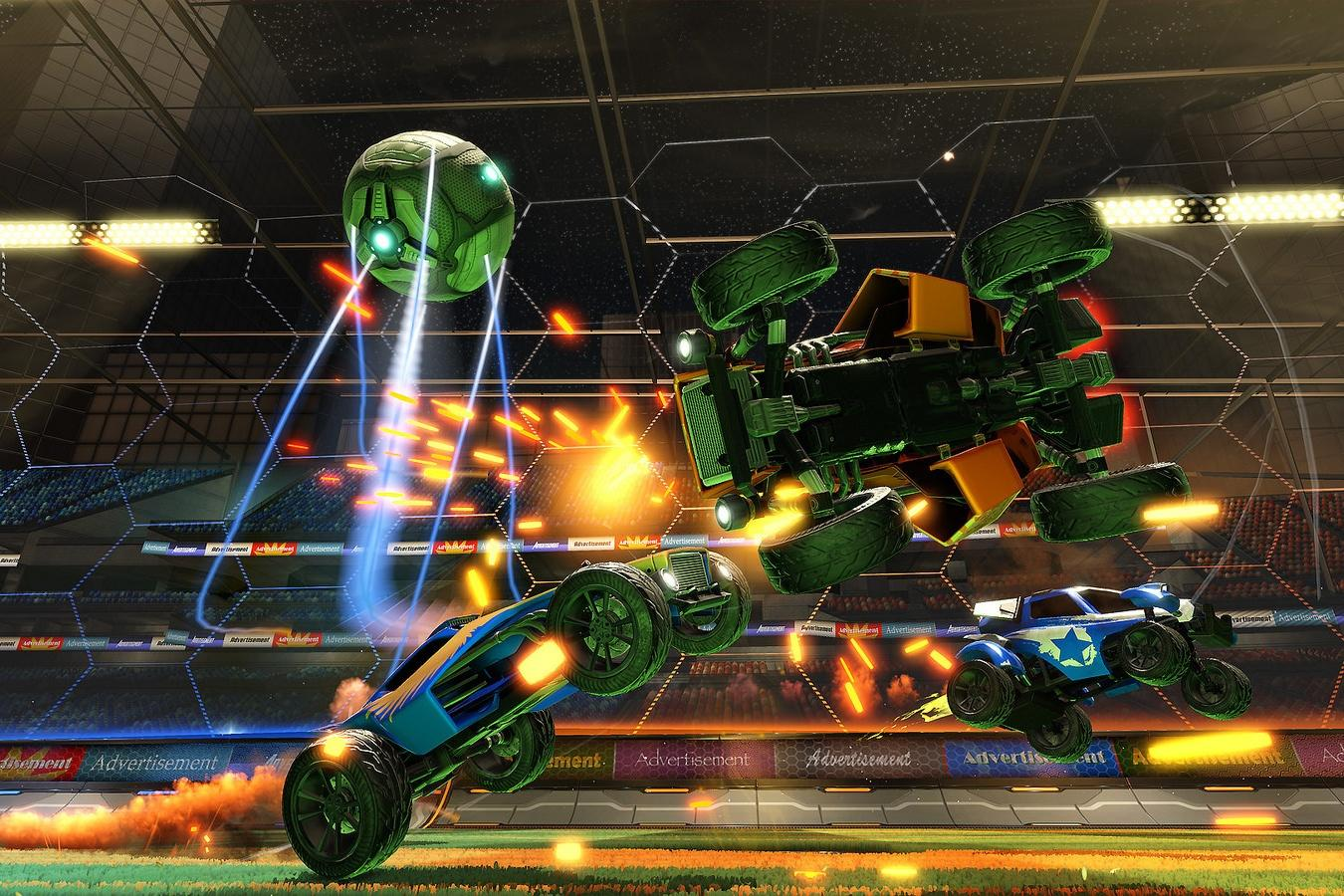 Rocket League lets you get your car sports fix on the Xbox One on February 17