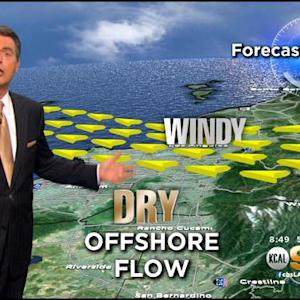 Rich Fields' Weather Forecast (Nov. 25)