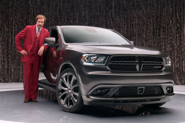 How Will Ferrell's Ron Burgundy Became Dodge's Best Car Salesman Ever
