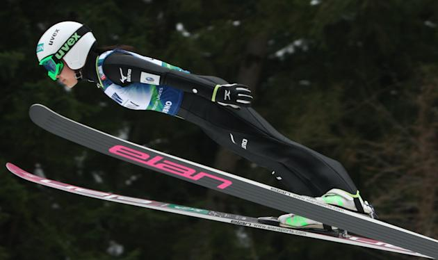 FIS Women`s Ski Jumping - Day 1