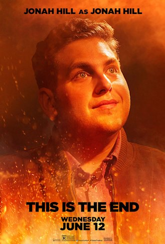 Jonah Hill, 'This is the End'