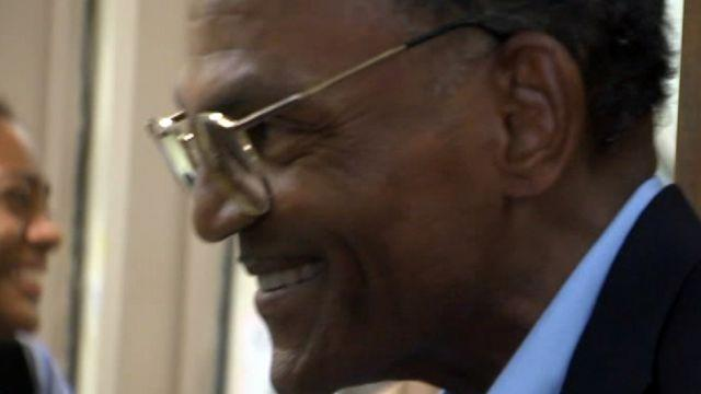 Man wrongfully convicted of murder, free after 17 years