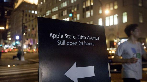Don't Complain When Your iPhone Gets Stolen In New York