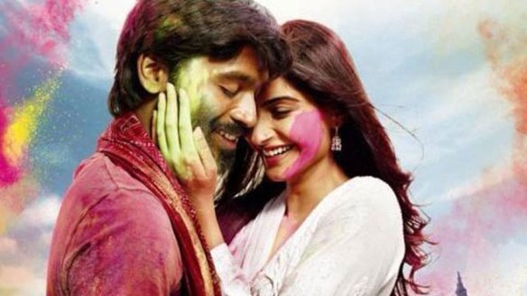 Sonam made me comfortable: Dhanush