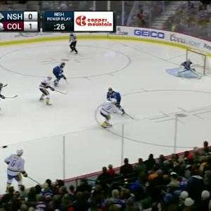 Semyon Varlamov Save on Filip Forsberg (00:17/3rd)