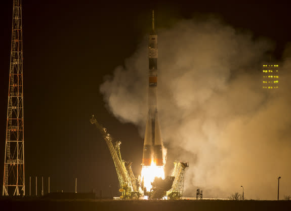 Wow! 8 Rocket Missions Launched in 6 Days Last Week