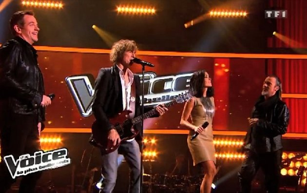 The Voice : Ancienne Star