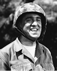 Gomer Pyle Married Male Partner