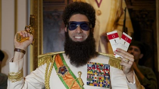 'The Dictator' Banned In Repressive Country for Some Reason