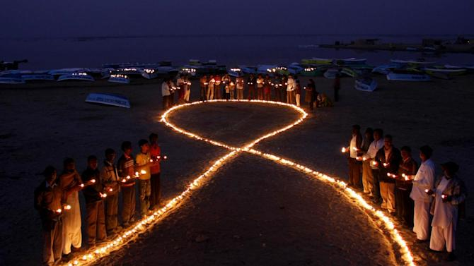 More than 39 million people have died from HIV-AIDS since the virus was first discovered in 1981
