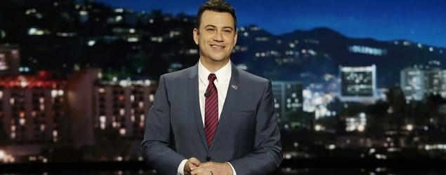 Jimmy Kimmel gets choked up over Cecil the lion