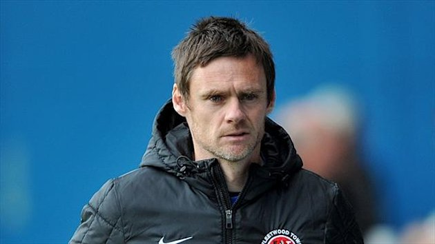 Graham Alexander, pictured, heaped praised on David Ball