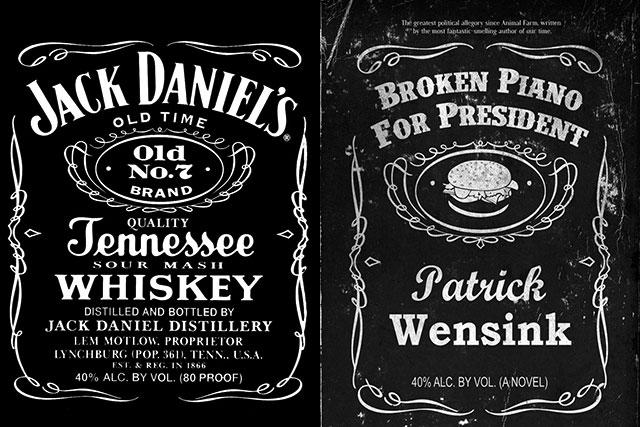 Indie Author: 'Who Knew Jack Daniel's Was Full of Sweethearts'