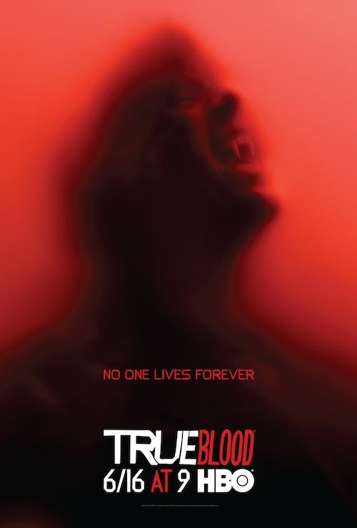 'True Blood' Season 6 Key Art Teases Vamp Death (Photo)
