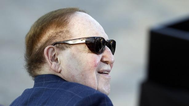 Sheldon Adelson's Company Being Investigated Over Money Laundering Charges