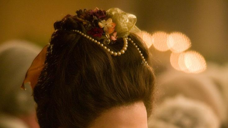 Hayley Atwell The Duchess Production Stills Paramount Vantage 2008