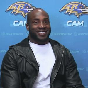 Linebacker Elvis Dumervil has Baltimore Ravens sack record in sight