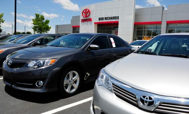 Toyota is recalling several models, including the Corolla, Tundra, and Lexus SC.