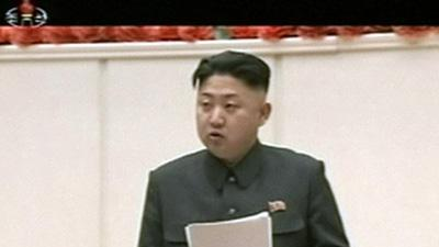 "North Korea Says It's in a ""State of War"""