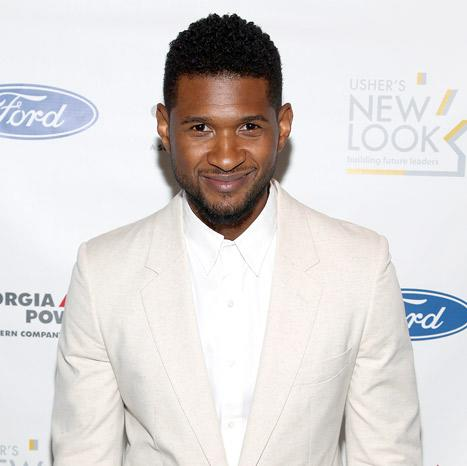 Usher Thanks Men Who Saved His Son's Life After Usher V Nearly Drowned