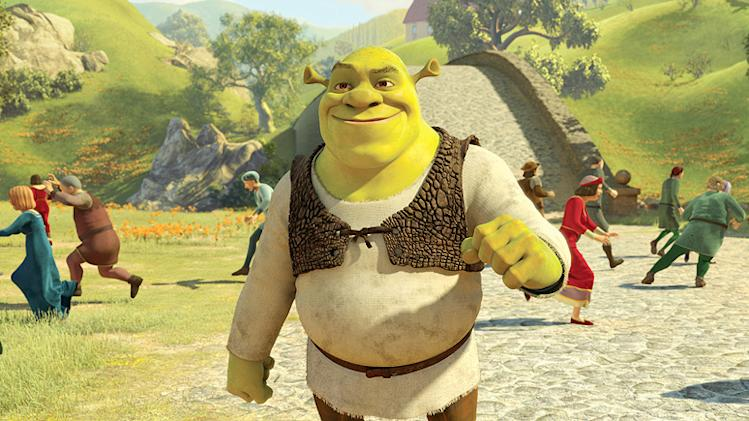 Shrek Forever After DreamWorks Pictures 2010
