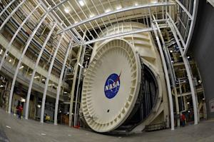 NASA Upgrades Historic Giant Vacuum Chamber for Space Telescope
