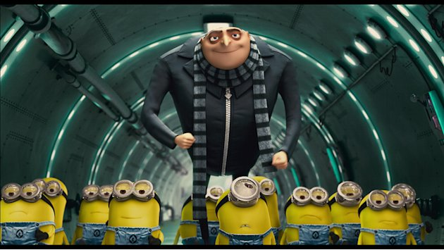 Top Box Office of 2010 Despicable Me