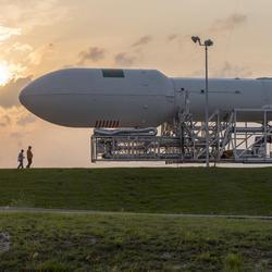Watch SpaceX Launch A Satellite In Today's Falcon 9 Thales Mission