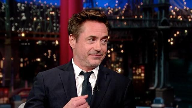 Robert Downey Jr. Shares First Picture of Daughter Avri