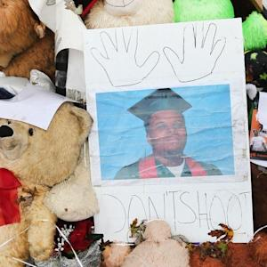 Michael Brown Autopsy Shows Close-Range Hand Wound