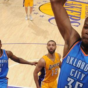 2013-14 All-NBA Top Games: Kevin Durant