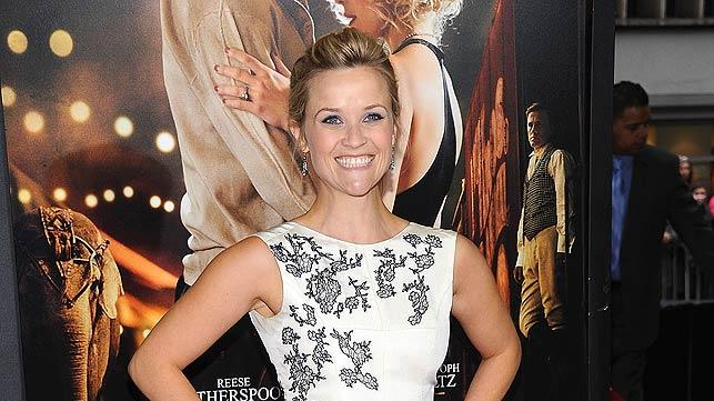 Reese Witherspoon Water For Elephants