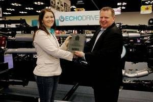 Echo Automotive Receives NTEA's Work Truck Show 2013 Editors' Choice Award